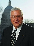 Committee on the Budget Chairman, Sen. Mike Enzi, R-Wyo